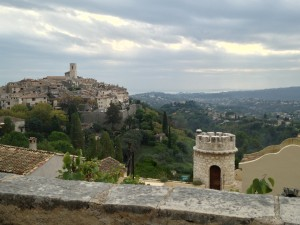 Saint Paul de Vence octobre 2013