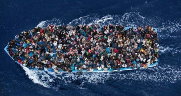 Migrants Reuters  février 2015